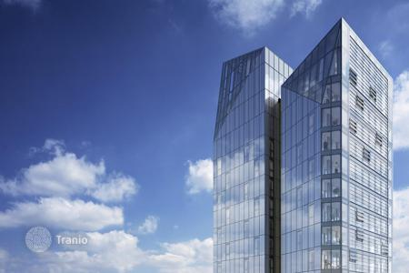Property for sale in London. Studio in a prestigious business district of London