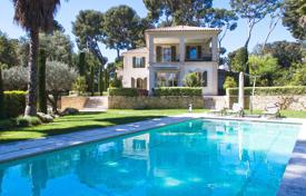 Luxury 6 bedroom houses for sale in Antibes. New premium villa with a pool and a garden, close to the beach, Cap d'Antibes, France
