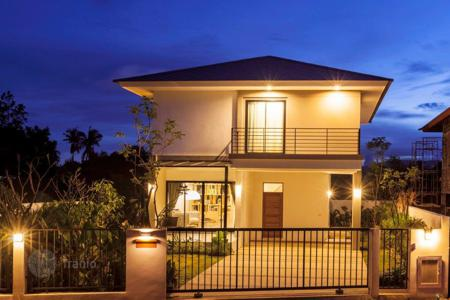 Residential for sale in Thailand. New villa in a residential complex with communal pool near Bang Rak