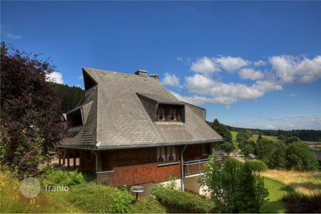 Property for sale in Lenzkirch. The apartment is next to the lake Titisee in Lenzkirch