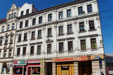 Residential/rentals for sale in Saxony. Apartment house in Leipzig with a 6,6% yield