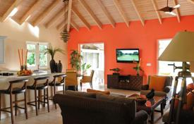 Residential for sale in Caribbean islands. Furnished villa with private pool, close to golf course, Nevis, Saint Kitts and Nevis