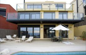4 bedroom houses for sale in Sitges. Modern villa with a pool, a terrace and an elevator, Sitges, Spain
