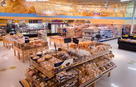 Property (street retail) for sale overseas. Supermarket with yield of 7.6%, Thuringia, Germany
