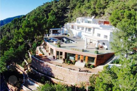 Houses with pools for sale in Es Cubells. Villa - Es Cubells, Ibiza, Balearic Islands,  Spain