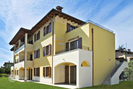 Residential from developers for sale in Italy. New home – Toscolano Maderno, Lombardy, Italy