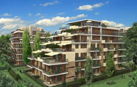 New homes for sale in Budapest. Modern apartment near thermal spring in a new residential complex in Budapest, Hungary