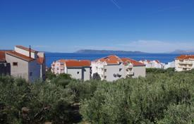 Coastal development land for sale in Croatia. Land on Makarska riviera