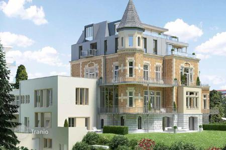 3 bedroom apartments for sale in Baden-Wurttemberg. Luxury apartments in the suburbs of Freiburg, Herdern