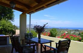 Zakynthos. Detached luxury house of 191 m² with 40 m pool, within 4.200 m² land with panoramic sea view is for sale for 320,000 €