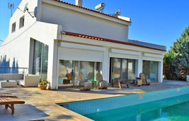 Houses with pools by the sea for sale in Greece. Villa – Saronida, Attica, Greece