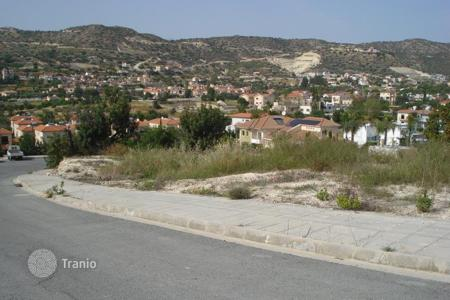 Land for sale in Palodia. Building Plots