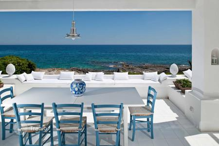 Coastal villas and houses for rent in Sicily. Villa - Fontane Bianche, Sicily, Italy