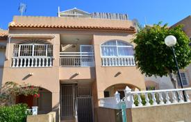 Cheap residential for sale in Costa Blanca. Comfortable apartment with a solarium and a sea view in a modern residential complex with a communal pool, Los Balcones, Spain