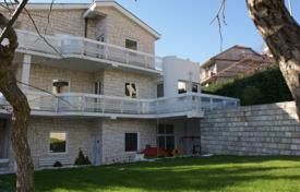 Spacious furnished villa with a private garden, a parking, a sauna with a pool, sea and mountain views, Herceg Novi, Montenegro for 340,000 €