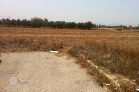 Coastal land for sale in Nicosia. Residential Field in Lakatamia