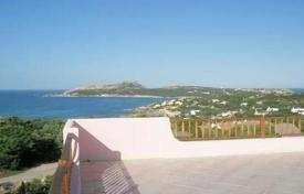 Houses for sale in Santa Teresa Gallura. New-built Villa Rosa in Baia di Santa Reparata (OT), erected only 500mt