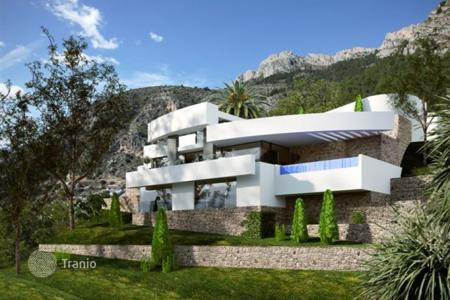 Luxury 3 bedroom houses for sale in Altea. Villa – Altea, Valencia, Spain