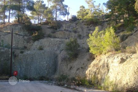 Development land for sale in Moniatis. Building Plots