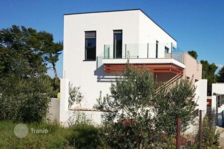 3 bedroom houses for sale in Istria County. New villa with pool and sea view Medulin, Croatia