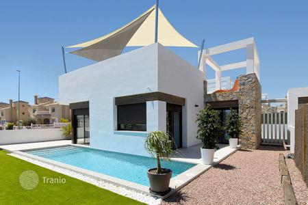 Houses with pools from developers for sale in Southern Europe. MODERN VILLA IN CAMPOAMOR