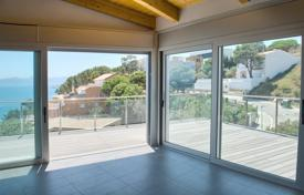 Houses for sale in Colera. Modern three-storey villa with a terrace and a sea view, in a quiet area, Kohler, Spain