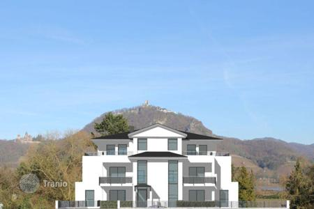 Residential for sale in Bonn. Two-bedroom apartment with a large balcony at the the Rhine in Bonn