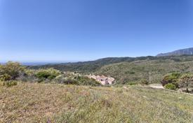 Development land for sale in Andalusia. Attractive Plot in Monte Mayor, Benahavis