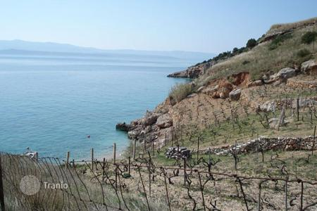 Coastal land for sale in Croatia. Development land - Brač, Split-Dalmatia County, Croatia