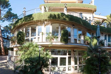 "Hotels for sale in Castiglioncello. Hotel in the pine woods by the sea in Castiglioncello,''Tyrrhenian sea pearl"", Tuscany"
