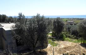 Coastal residential for sale in Apulia. Villa sea view classic architecture for sale in Pescoluse