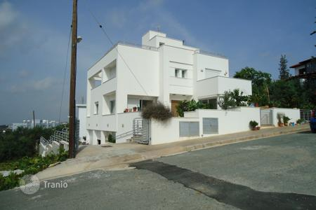 Houses for sale in Konia. Five bedroom detached house in Konia Paphos