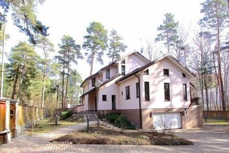 Property for sale in Jurmalas pilseta. Modern house in Jurmala