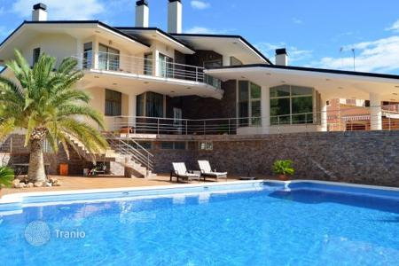 Luxury chalets for sale in Alicante. Detached Villa — Orihuela Costa