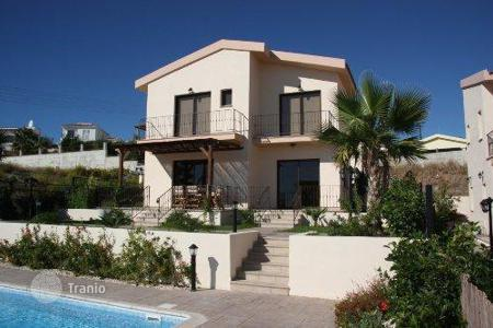 Houses for sale in Pissouri. New Detached Villa, Panoramic Sea Views — Pissouri