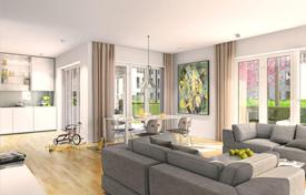 Apartments for sale in North Rhine-Westphalia. New apartments in a modern residential comlex, in the center of Dusseldorf, Germany
