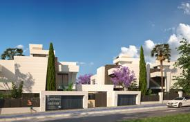 Luxury property for sale in Malaga. 10 Contemporary New Villas San Pedro