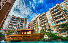 Cheap residential for sale in Southeastern Asia. Apartments in a modern resort complex in Pattaya