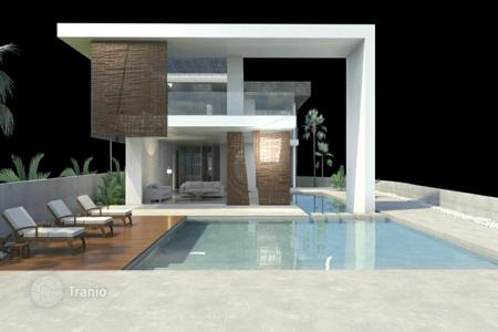 Luxury 4 bedroom houses for sale in Famagusta. Luxurious 4 Bedroom Sea Front Villa in Agia Thekla