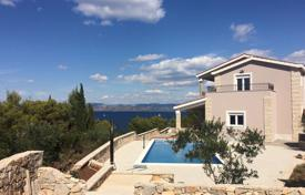 Property for sale in Solta. Newly built Villa on island Šolta