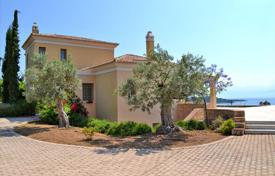 Houses with pools by the sea for sale in Peloponnese. Villa – Porto Cheli, Administration of the Peloponnese, Western Greece and the Ionian Islands, Greece