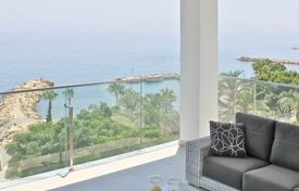 Luxury 5 bedroom apartments for sale overseas. Penthouse – Agios Tychon, Limassol, Cyprus