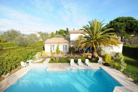 Luxury residential for sale in Valbonne. Villa – Valbonne, Côte d'Azur (French Riviera), France