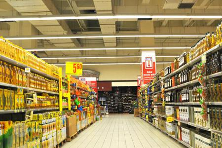 Off-plan supermarkets for sale in Germany. Supermarket in Brandenburg, Germnay. Yield of 6.9%