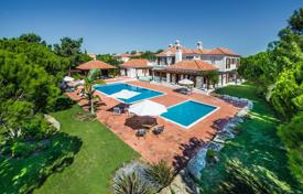 5 bedroom houses for sale in Algarve. Villa – Almancil, Faro, Portugal