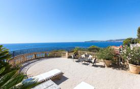 Luxury property for sale in Cap d'Ail. Renovated villa with panoramic sea views, Cap-d'Ail, Côte d'Azur, France