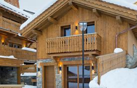 New two-storey chalet in the popular village of Meribel, less than 200 meters from the cable car, Alpes, France for 795,000 €