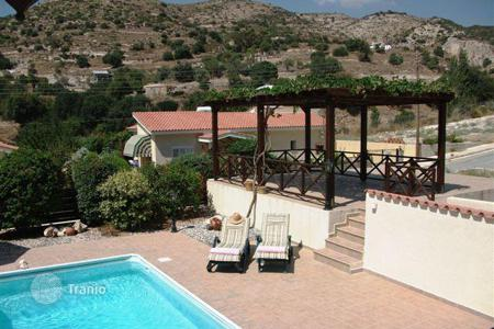 2 bedroom houses by the sea for sale in Cyprus. For sale 2 Bedroom 2 Bath villa with Swimming Pool Fully Furnished and Equipped at Akoursos Village