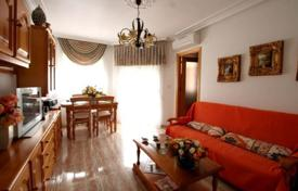 Apartments for sale in Valencia. Furnished apartment with balcony, in the center of Torrevieja, Alicante, Spain