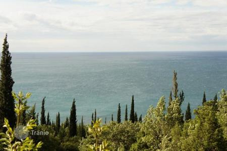 Land for sale in Budva. Building land in Rezevici, fractional Pijesak